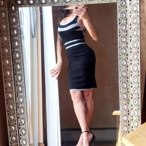 BeBe bandage dress /SZ.XS-S